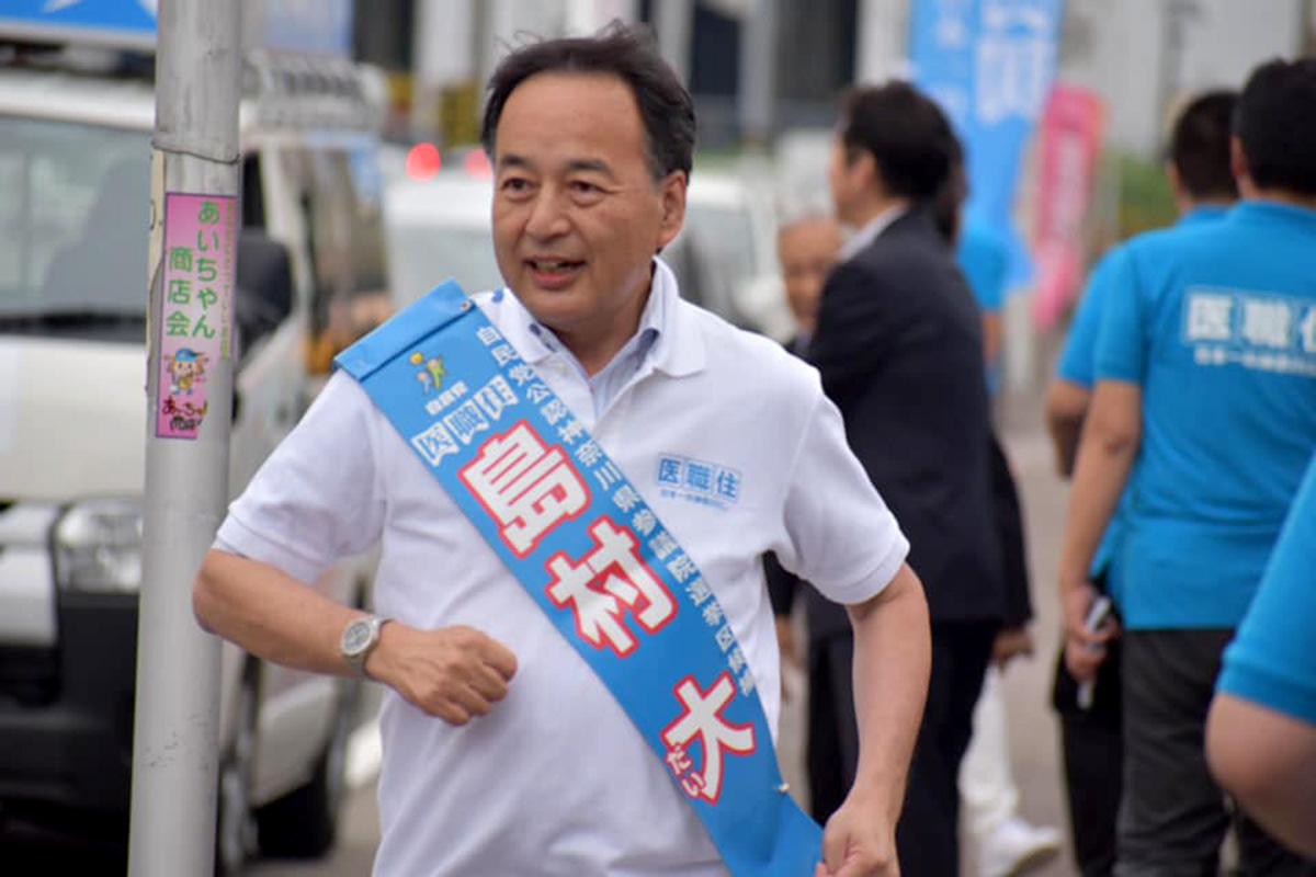 【7月9日】選挙戦6日目!