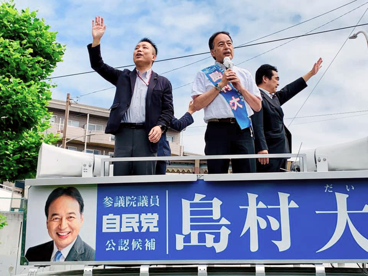 【7月10日】選挙戦7日目!