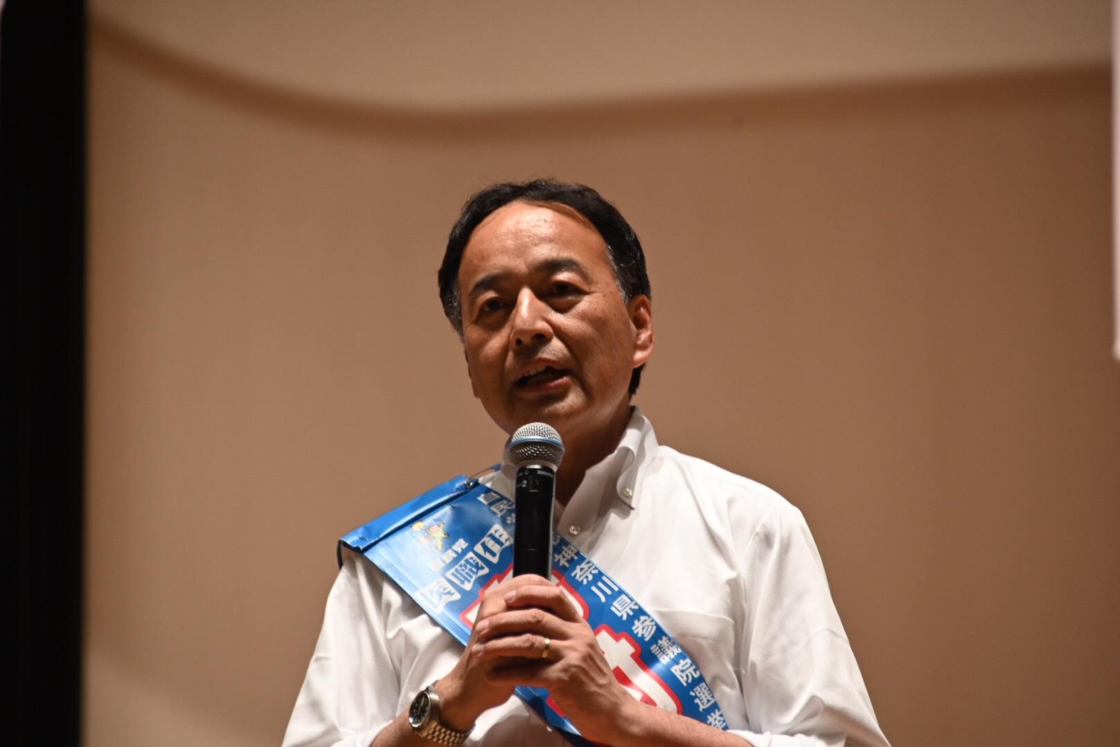 【7月11日】選挙戦8日目!
